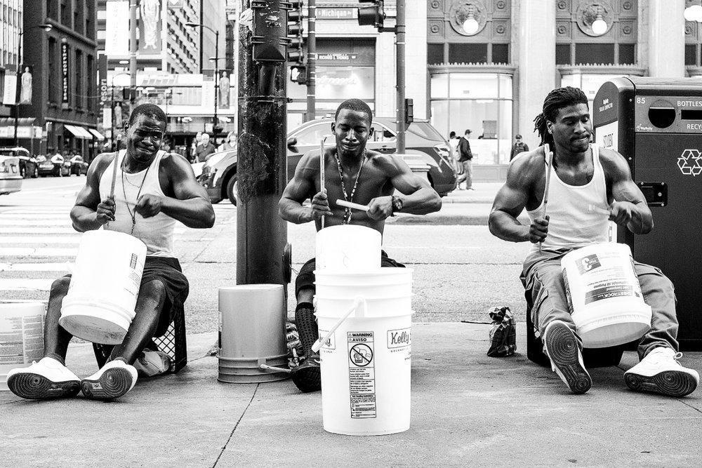 LIVIN' 4THE CITY | © PRESTON LEWIS THOMAS