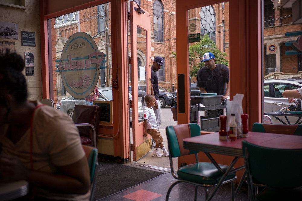 Pamela's Diner, No.1