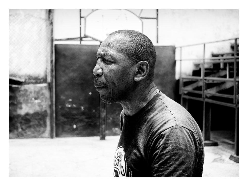 el entrenador de boxeo | Ed. 1/10