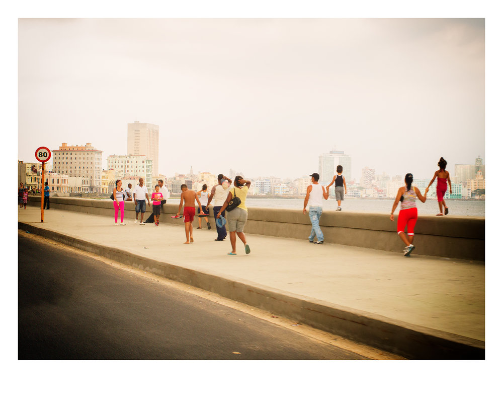 Life Along The Malecón | Ed. 1/10  Purchase