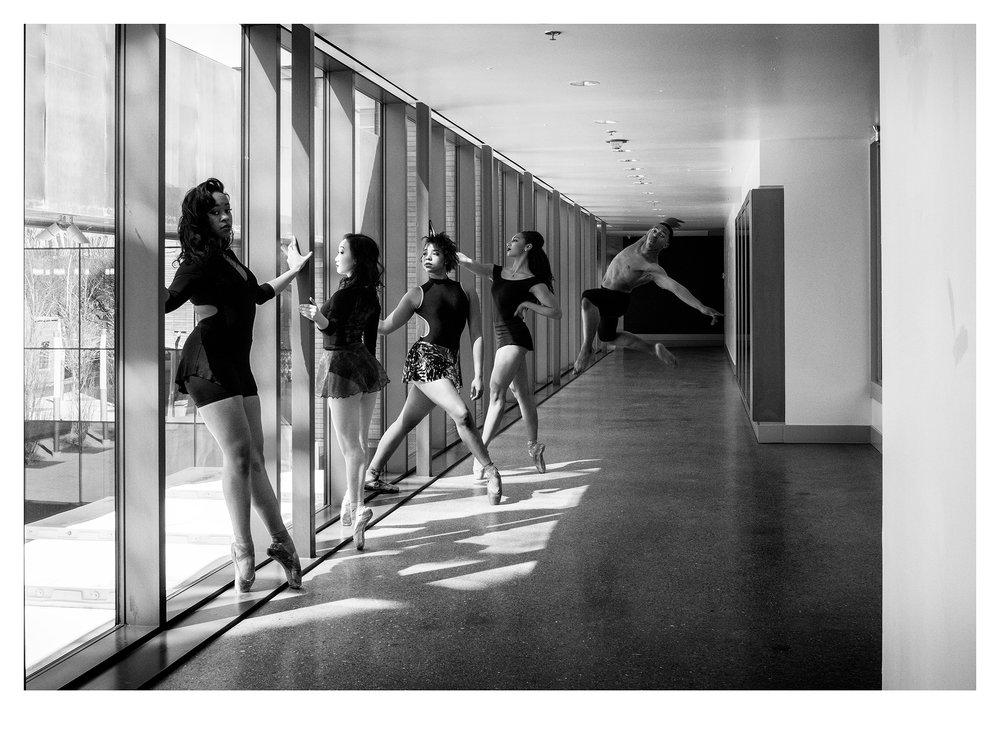 Corridor, No.2