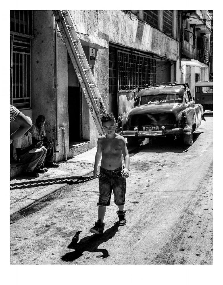 Little Man in Havana | Ed. 2/10  Purchase