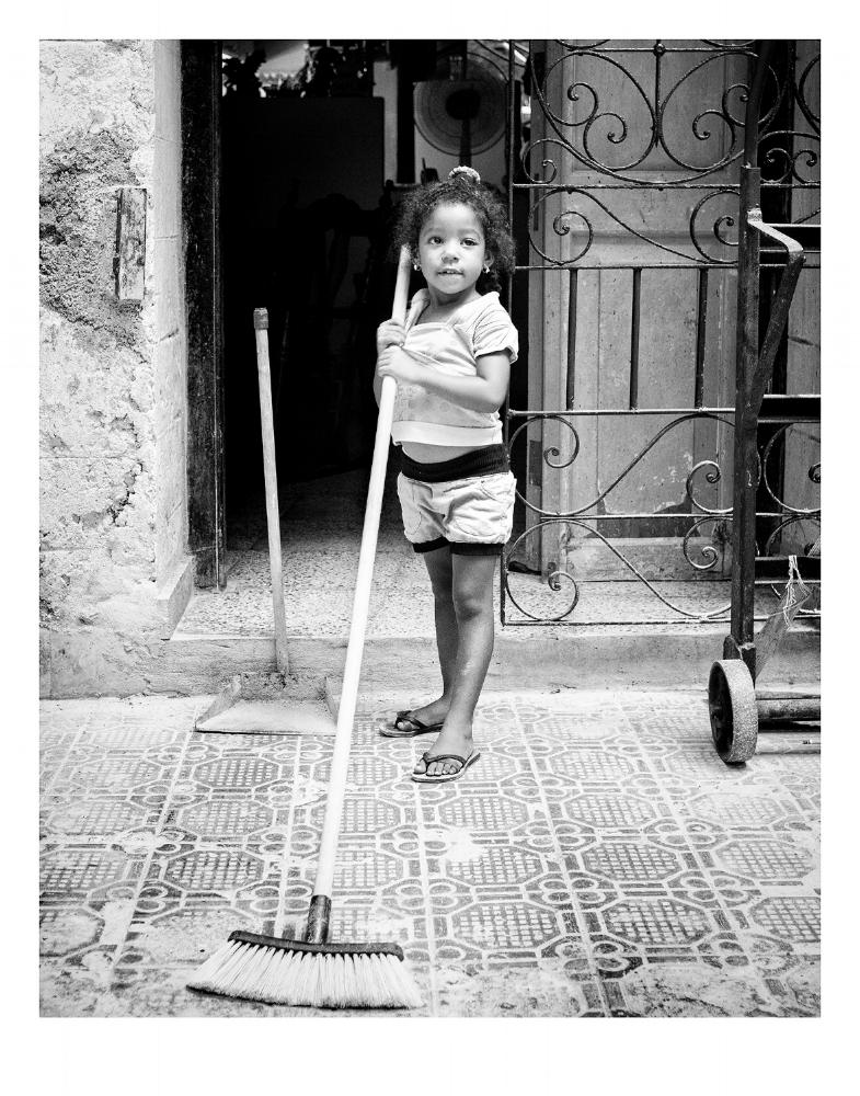 The Princess Sweeper | Ed. 1/10