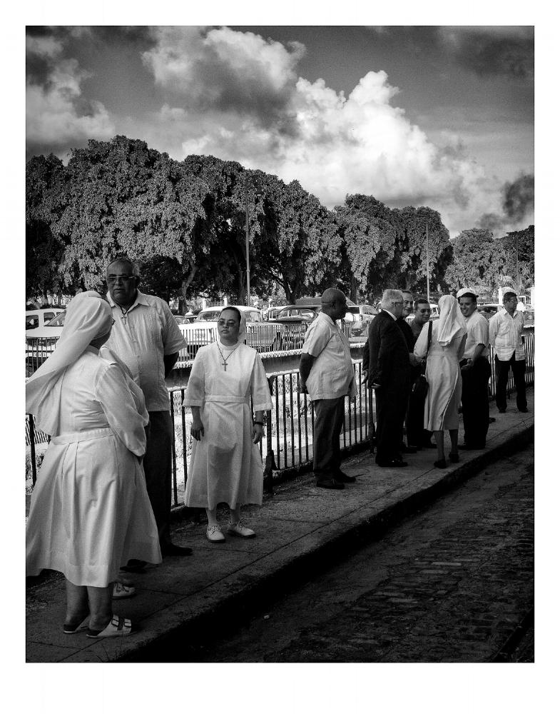 Nuns, Priests and Sky, No.1 | Ed. 1/10