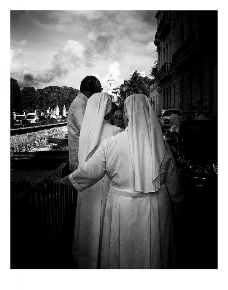Nuns. Priests and Sky, No.2 | Ed. 2/10