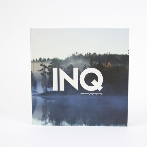 Inspiration Quotient Inq Coffee Table Book Corporate Health