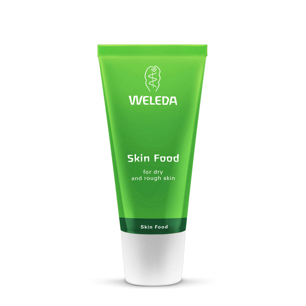 1. Skin Food by Weleda - With hints of citrus, and notes of 'Mmmm'. This best-selling hand cream is our top pick for the hard-working Mum. Also great to use as an every-day balm for your face, feet, arms, and all sorts.