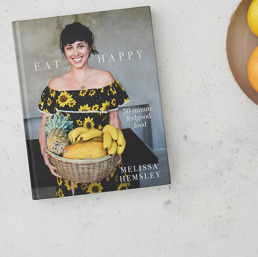 5. Eat Happy: 30-Minute Feel Good Food by Melissa Hemsley - This beautiful cookbook compliments our busy universe, without compromising nutrition. Pick a recipe before you head over to Mum's place, pick up the ingredients, and get stuck in together!
