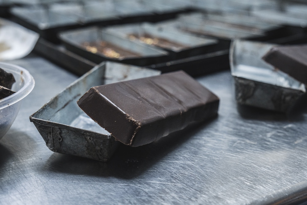 6. Dark Chocolate - Okay chocolate fans… now we're talking! The cacao in dark chocolate includes unique flavonoids – which are known to benefit cognitive function, and brain health. Along with a small amount of caffeine, and antioxidants – it's the perfect pick-me-up for a tired brain. Keep some hidden in your top drawer!
