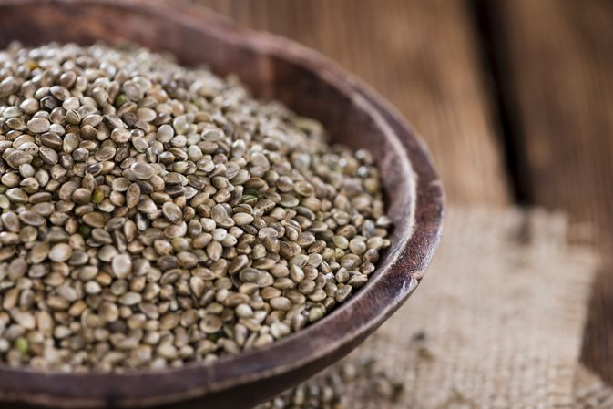 8. Hemp - Small, but mighty, Hemp is heralded for its numerous health and environmental benefits. Super nutritious, it's full of brain-friendly omega fats, protein, and antioxidants. Try adding some hemp oil to your morning smoothie, mixed with peanut butter, nut-milk, banana, and cacao.