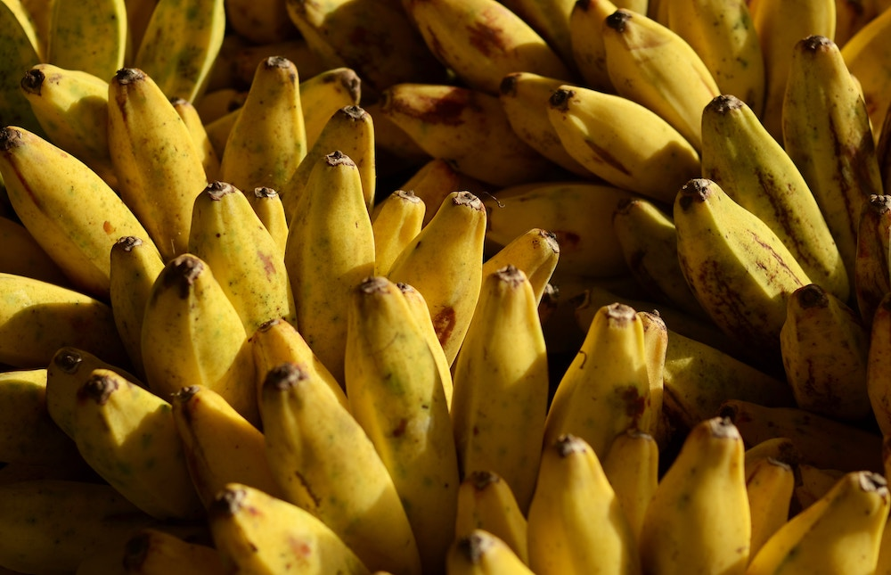 10. Bananas - Last, and most certainly not least – the tried, and true banana. Bananas contain glucose, the perfect amount for a quick energy boost to power you through to the end of the day. An extremely filling alternative, rather than reaching for excessive carbs, and cane sugars.