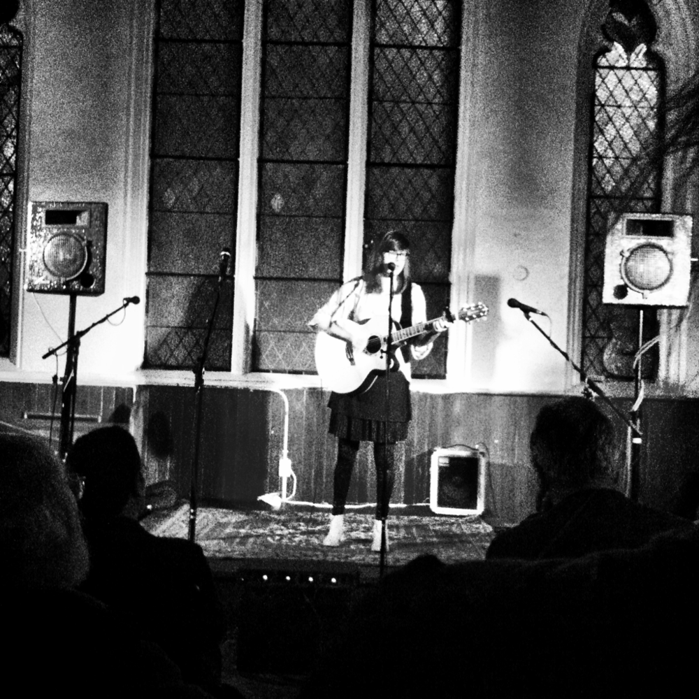I played in a church last night. On a Sunday. In Dunedin. I grew up here… it's funny when I come home I feel nostalgic, sad and happy. I played 3 songs off the Letters I Wrote and Never Sent EP. You'll be able to pre-order that 1st of October from https://www.goldsounds.co.nz See you on the 28th October, Dunedin X