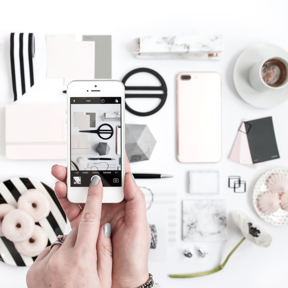 your feed doesn't flow - You're not happy with your Instagram photos as they are. Your colours are inconsistent, the images are off-brand, and you find yourself just posting for the sake of it.You're worried that your lack of consistent content is letting you down and deterring your ideal audience away.