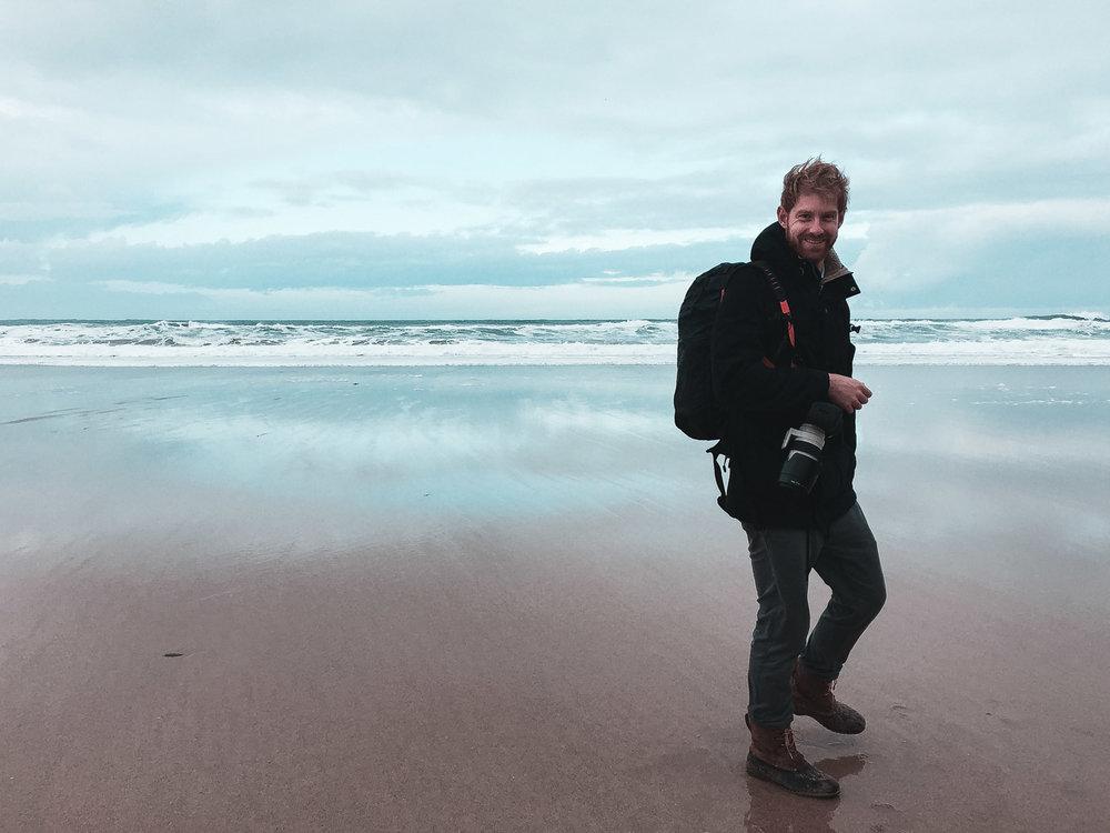 Ben Wigglesworth Surf Lifestyle Cornwall Photographer
