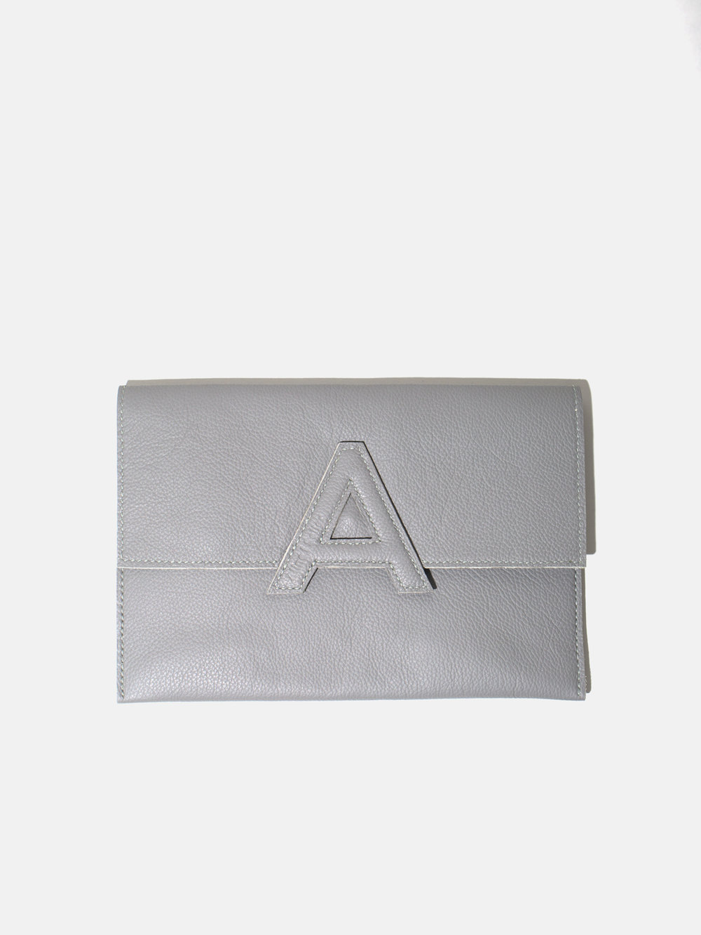 """One of my very first designs of 2018 the """"Number A"""" Clutch"""