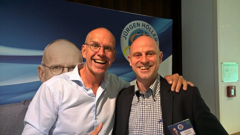 Mike Dierssen & François Cochard - Mike Dierssen ist der Verkaufsmotivator und einer der erfolgreichsten Verkaufstrainier im deutschsprachigen Raum.