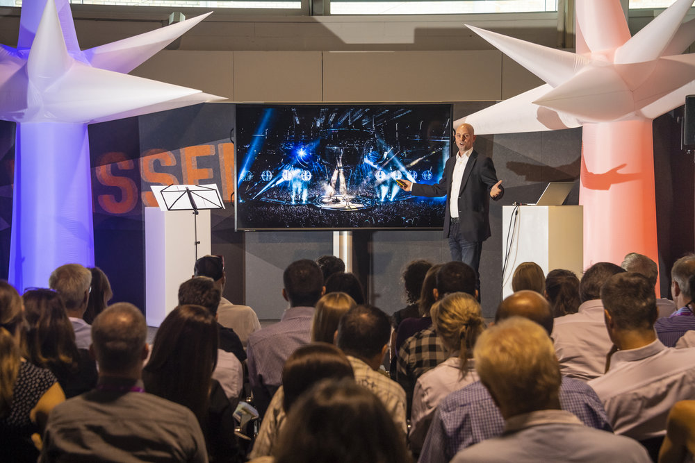 Referat SuisseEmex Marketing Messe Zürich 2018 -