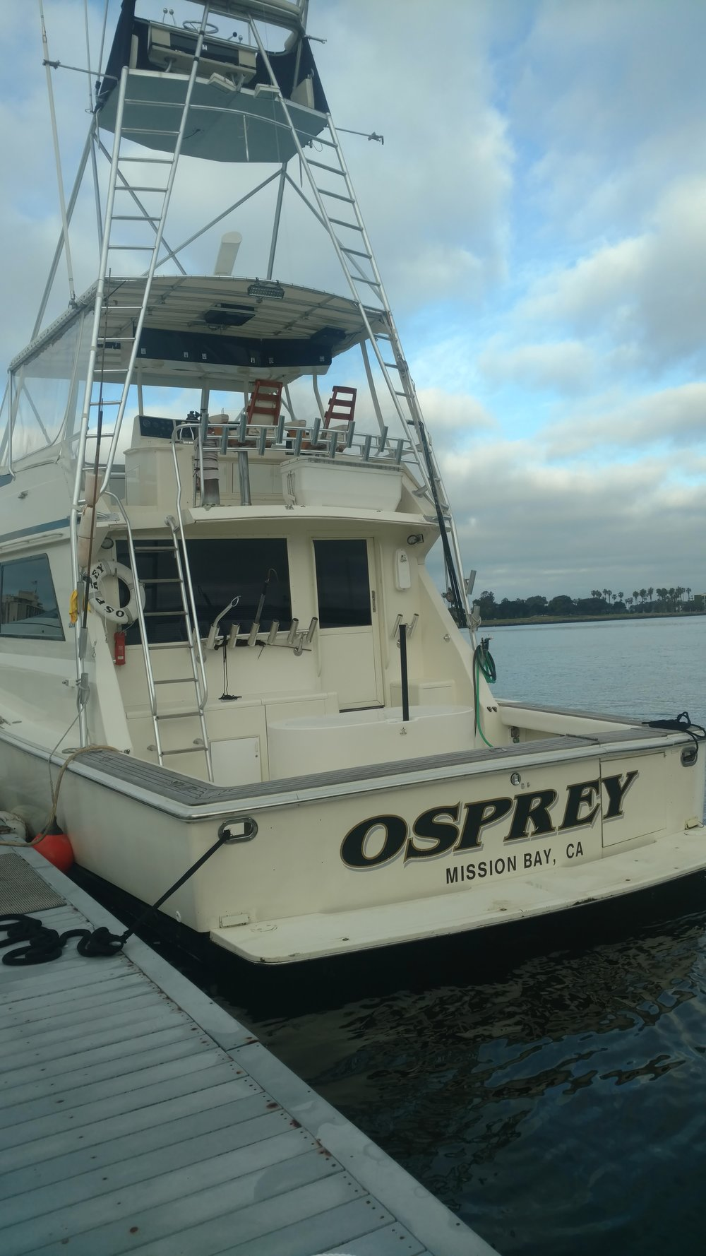 57' Viking Sportfisher - The Osprey