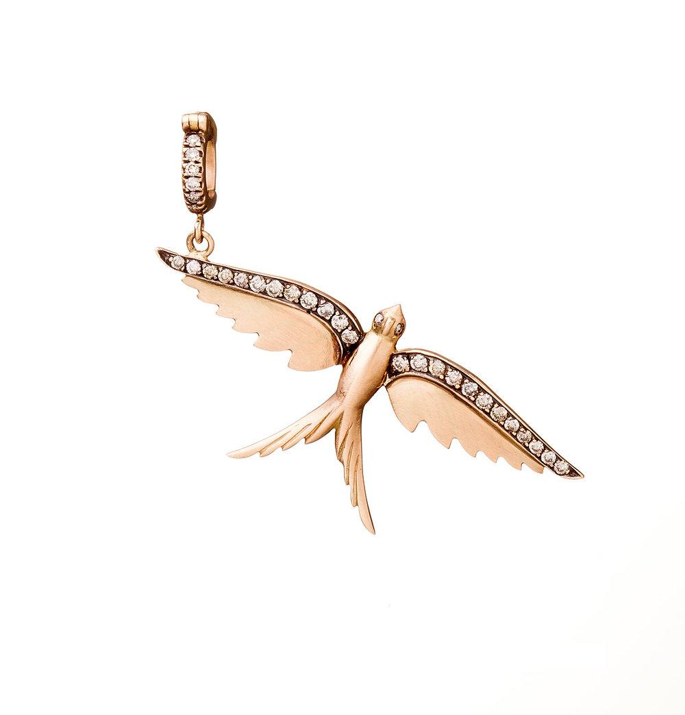 LARGE BIRD