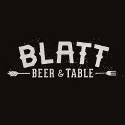 Blatt Beer & Table - Legacy