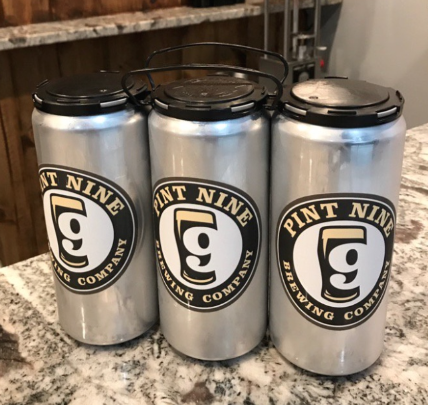 Tuesday - $3.00 off any Crowler.
