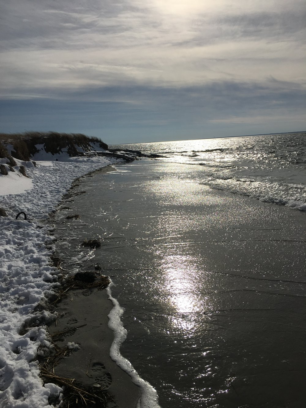 Breathe in the OCEAN AIR