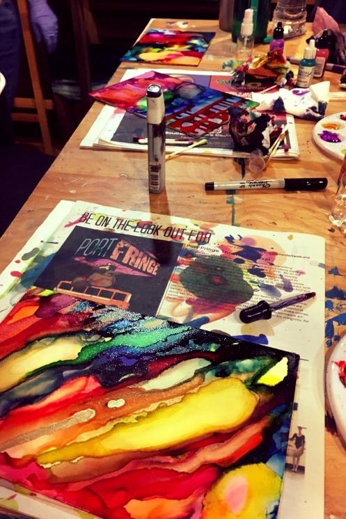 Color Play Workshop