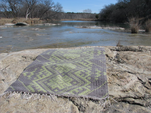 Rug at San Saba River 004.JPG