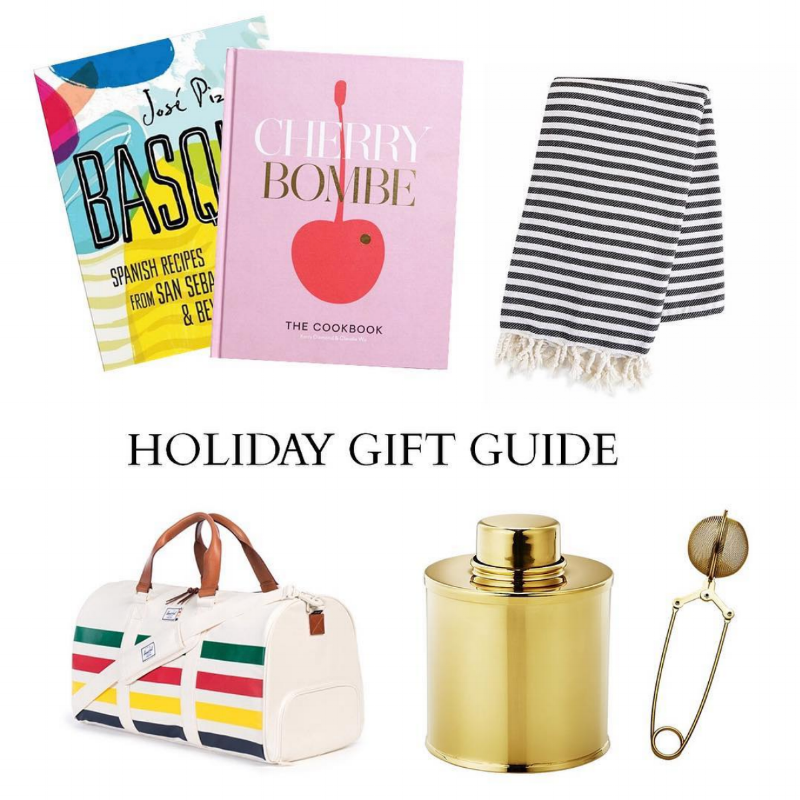 Holiday Gift Guide 2017 via jessicaclaireinteriors.com