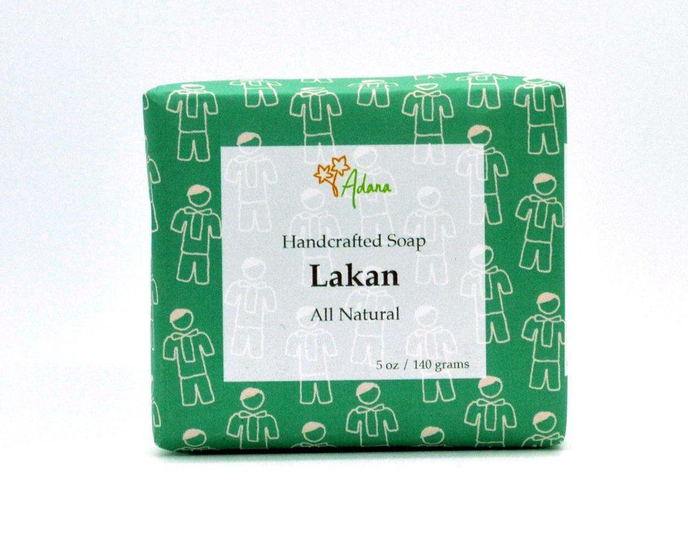 Lakan All Natural Soap