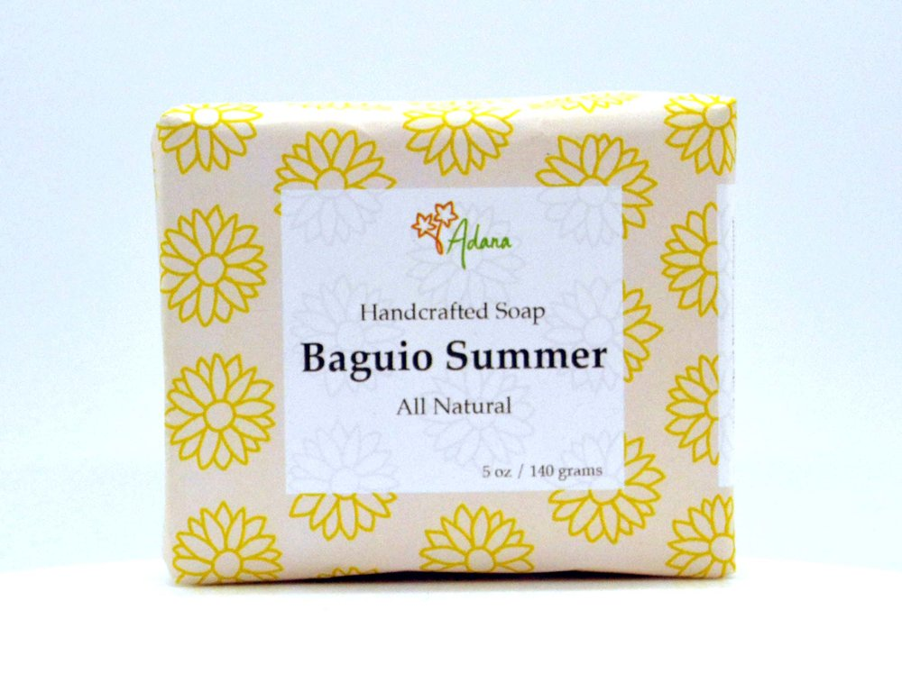 Baguio Summer Soap