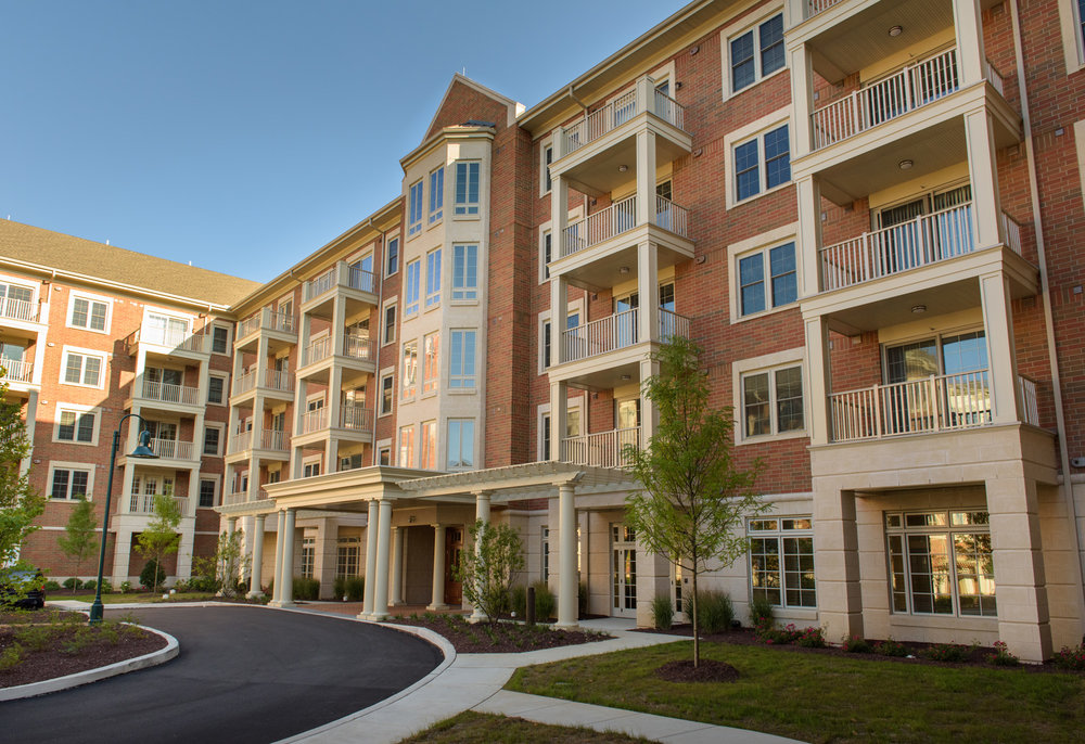 Meridian at Eagleview - 659 Rice Blvd, Exton, PA 19341(484) 873-8110*55 and Up Active Adult Apartment HomesClub Meridian with Lounges, Entertainment Bar & e-loungeFitness Center & Golf SimulatorIndoor Pool & Spa
