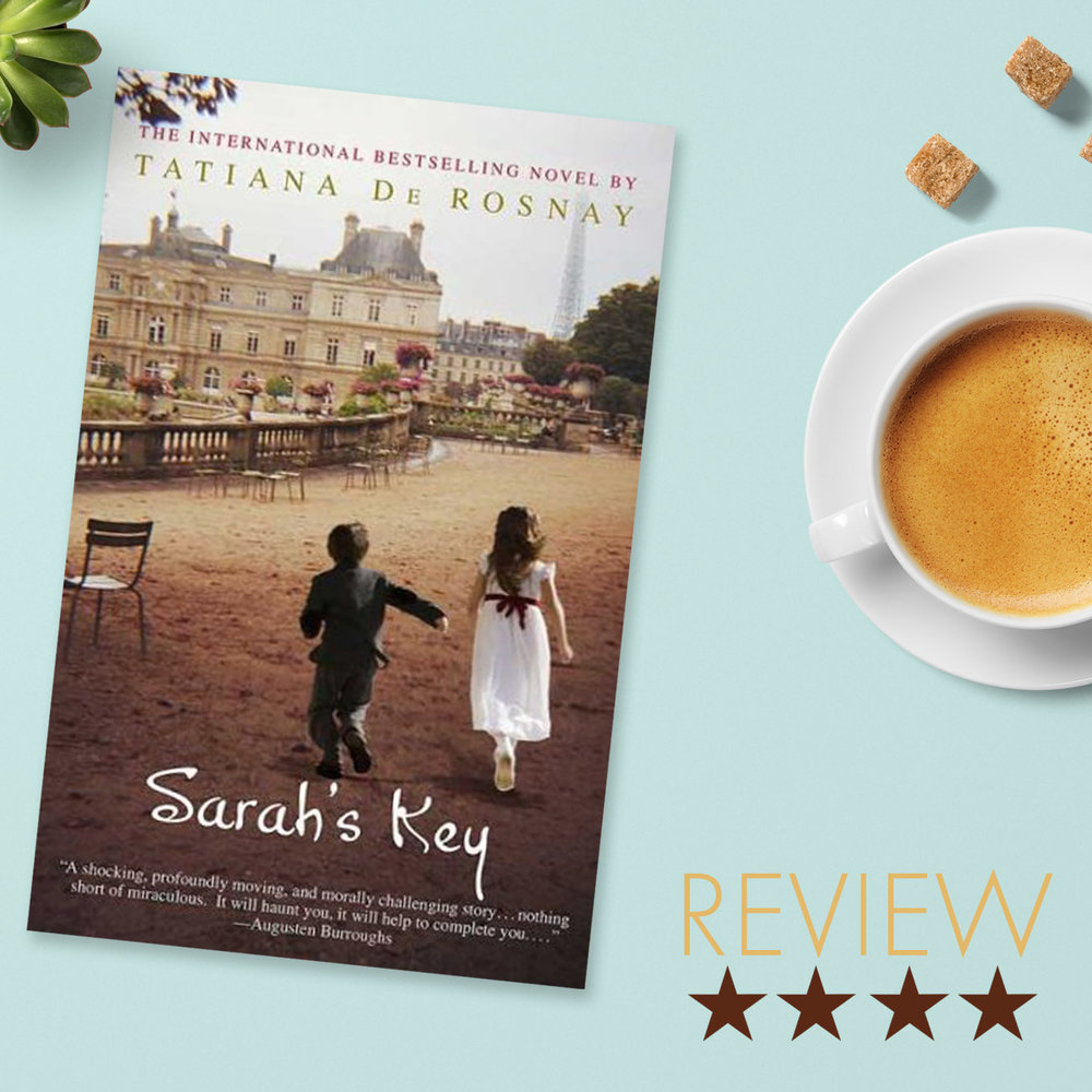 sarah's key book review
