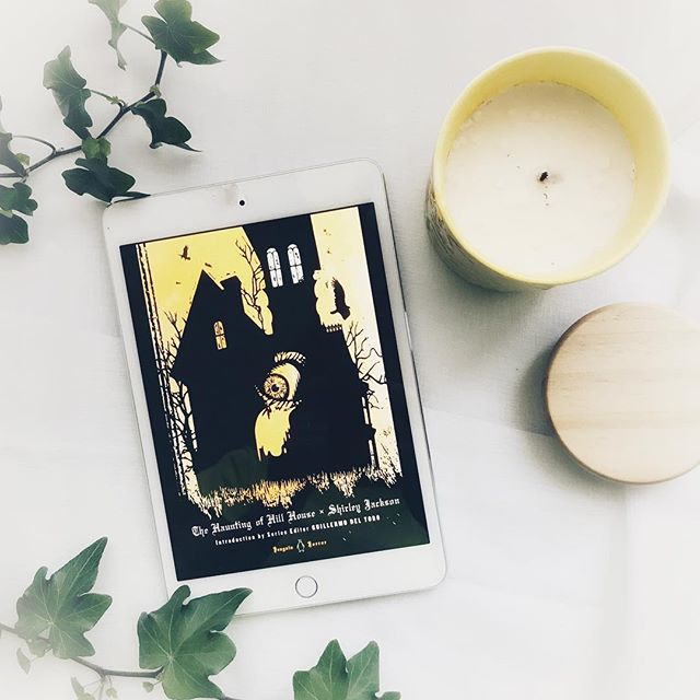 Just started this recently. Is it me or is the book totally different than the series on Netflix. I haven't gotten far so I don't know yet. But the preview on Netflix seems different 🤷🏻‍♀️ . . . . #houseonhauntedhill #netflixseries #scarybook #spookybook #currentlyreading #thehouseonhauntedhill #bookobsessed #book #bookstagram #bookshelves #booksandcandles #bookaholic #reading