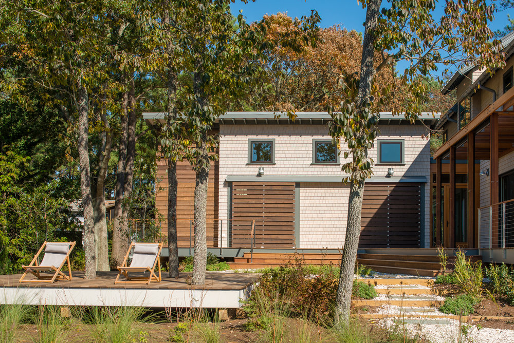 Canal House  Gardner Architects Rehoboth, DE