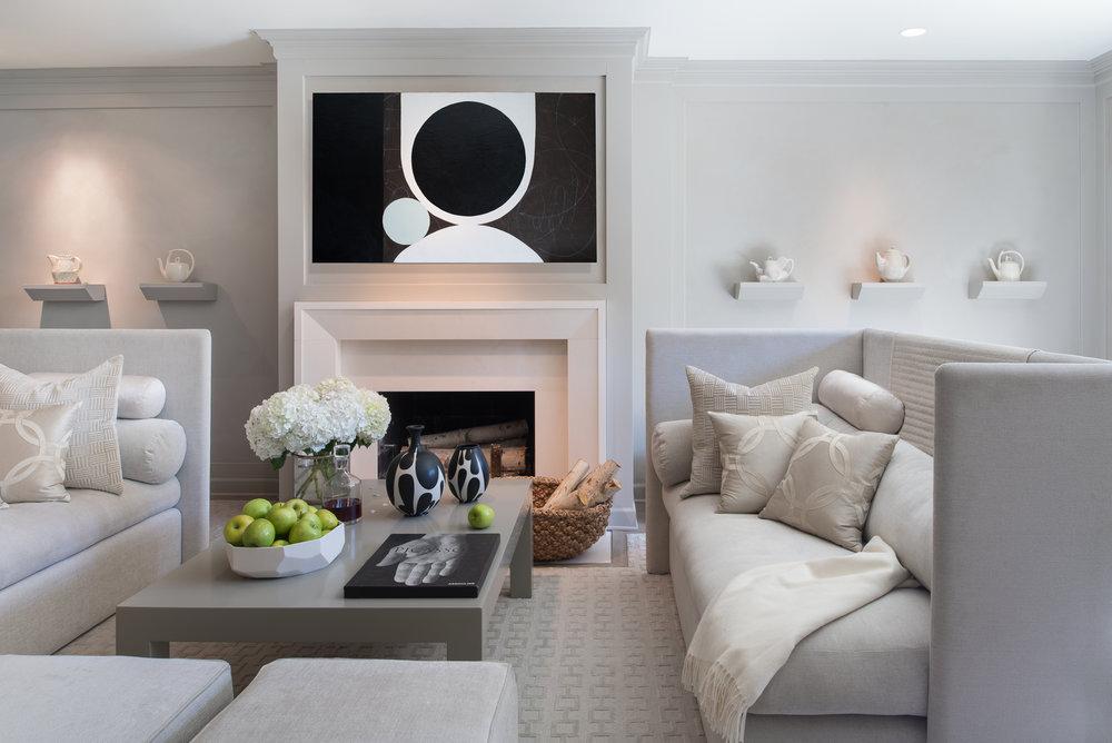 Kalorama Lux  Drysdale Design Associates Washington, DC
