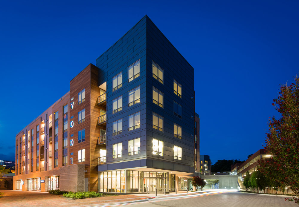7001 Arlington Rd.  KGD architects Bethesda, MD