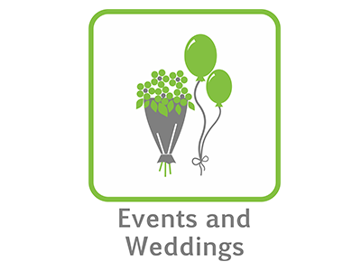 events web design and rating