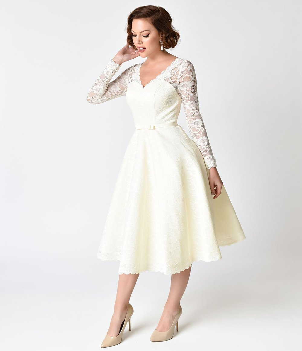 Unique_Vintage_1950s_Style_Ivory_Lace_Long_Sleeve_Martinique_Swing_Dress_6.jpg