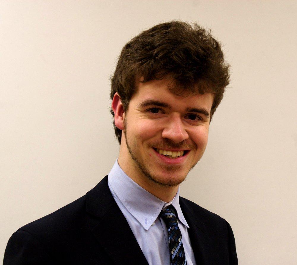 Benjamin Picotte Lefebvre, Responsable des médias et du site web