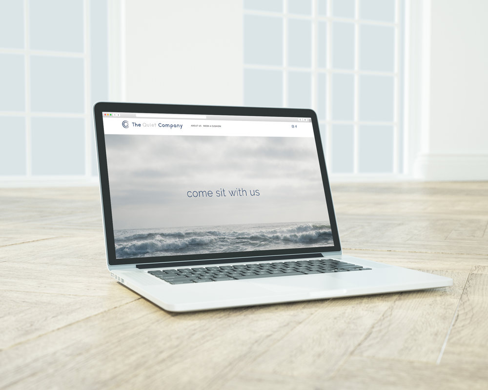 The Quiet Company website