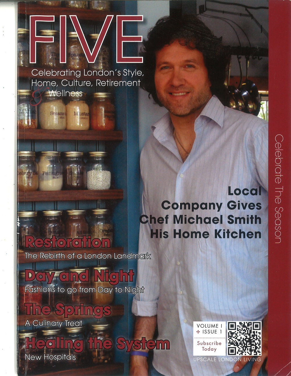 Five Magazine - London, ON 2011