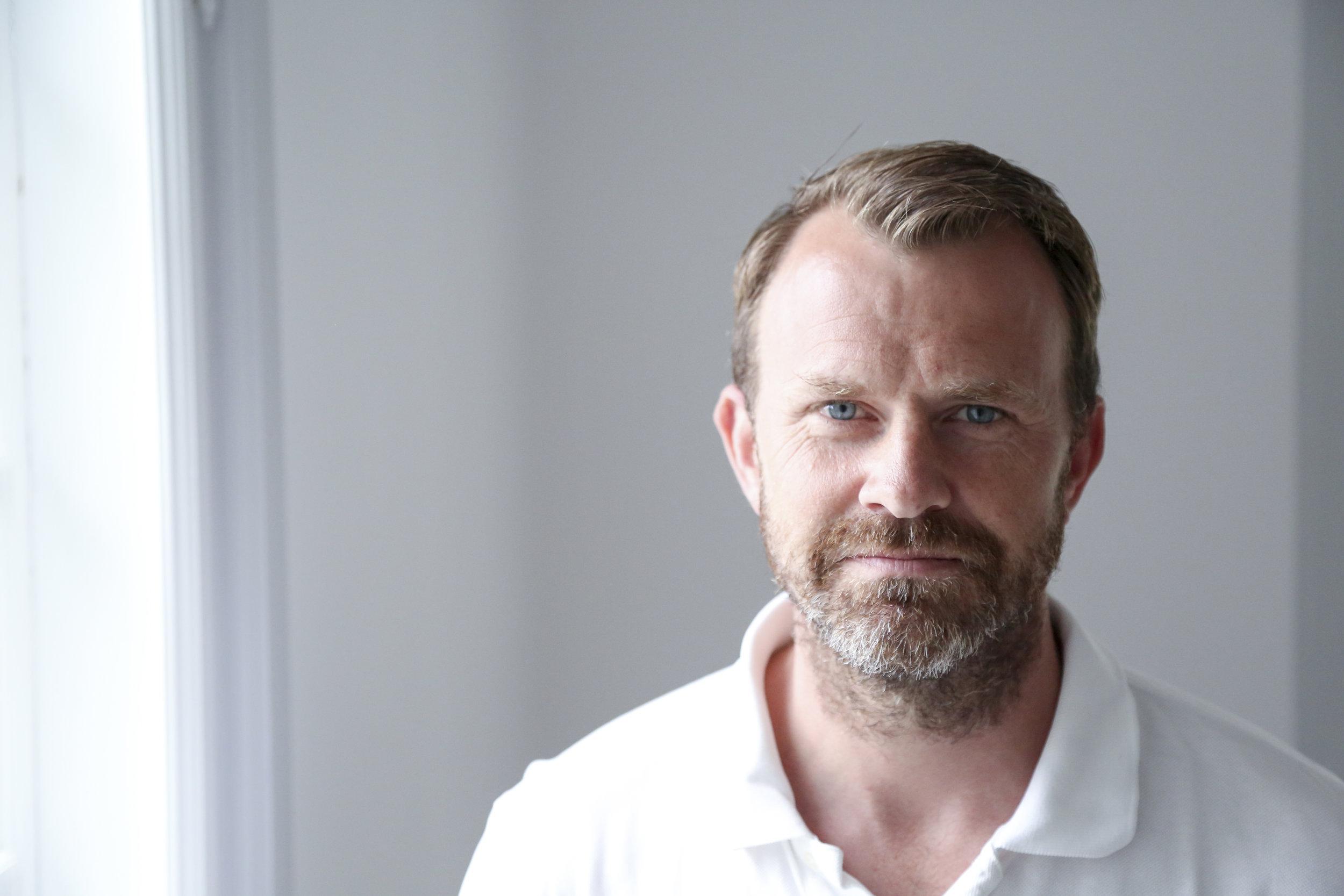 Johan Eriksson, vd och grundare av nyckelfärdigt