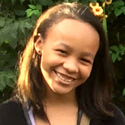 18-year-old Mia Taylor, from Chicago, Illinois, is a freshman at Loyola Marymount University in Los Angeles, California. She is BFCFund's inaugural $1000 scholarship recipient.