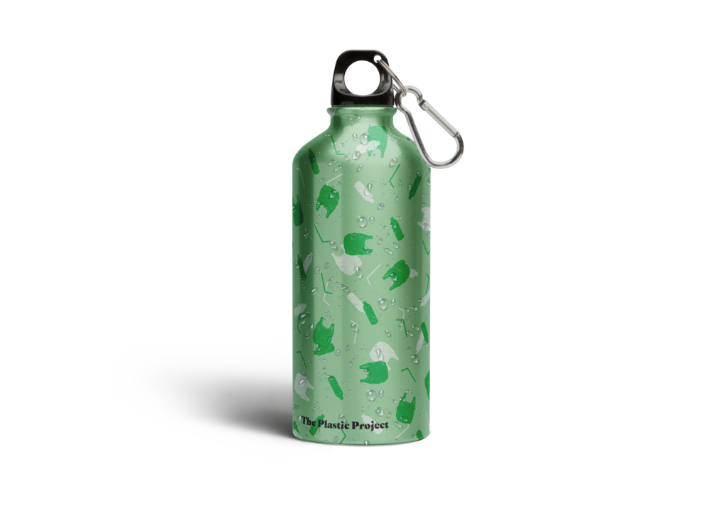 Aluminum Water Bottle Mockup Free PSD.png