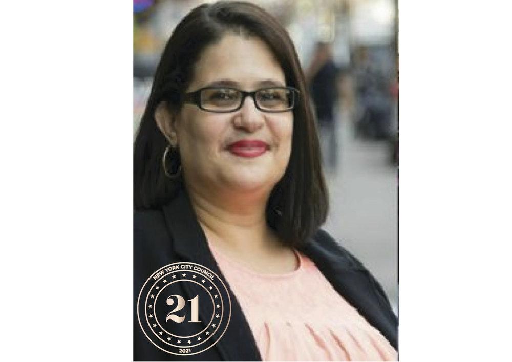 Diana Ayala - Council District 8
