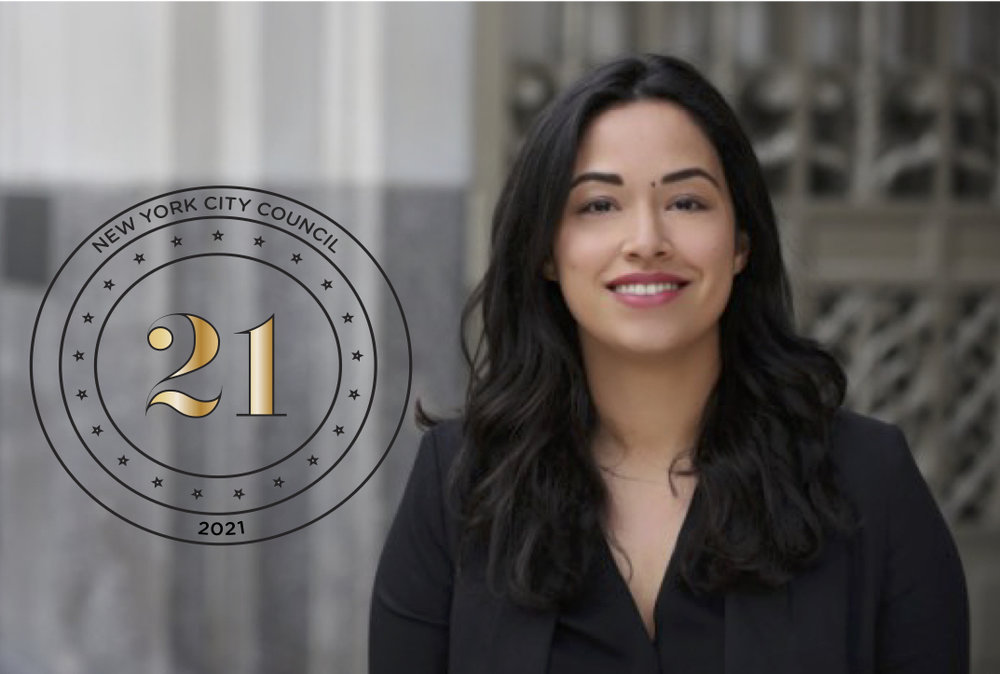 Carlina Rivera - Council District 2