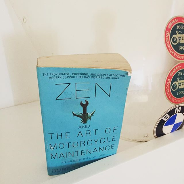 Rest in Zen Robert M. Pirsig.