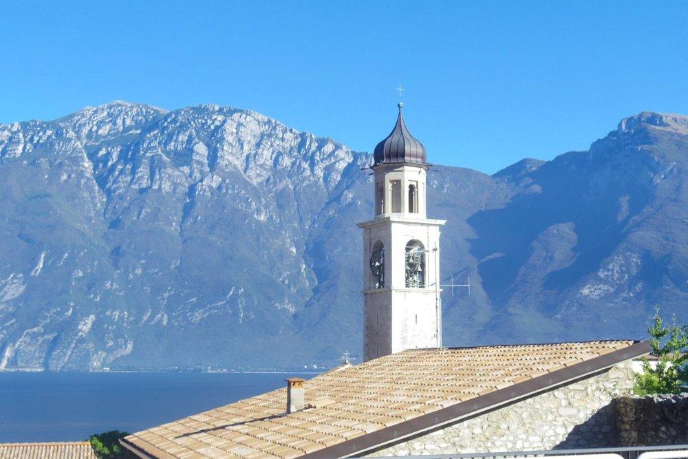 Lake Garda. Italy.
