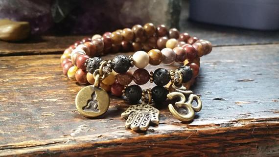 Mala Bracelets - Shop my Etsy collection here